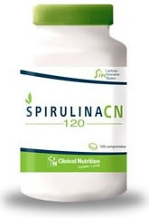 Nutrisport Clinical Spirulina 120 CN 120 comp