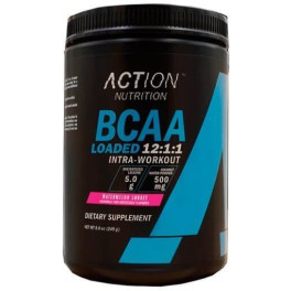 Action Nutrition Bcaa Loaded 249 Gr