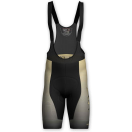 Vió Bike Wear Culotte Corto Ciclismo Hombre Gold Edition Black 1 Bib Short Vió