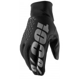 100% Hydromatic Brisker Gloves Black Lg