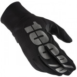 100% Hydromatic Waterproof Glove Black Lg