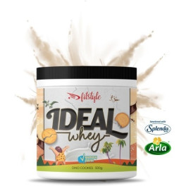 Fitstyle Ideal Whey Dino Cookies 500g