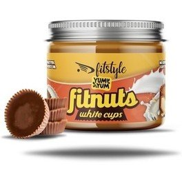 Fitstyle Fitnuts White Cups 200g