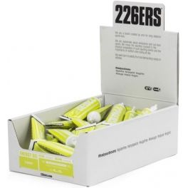 226ERS Energy Plus Gel BIO Limon con 25 mg de Cafeina - 40 geles x 25 gr