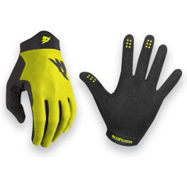 Bluegrass Guantes Union Amarillo Fluo