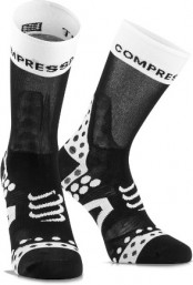 Compressport Calcetines Pro Racing Socks Bike 12g Ultra Light Negro
