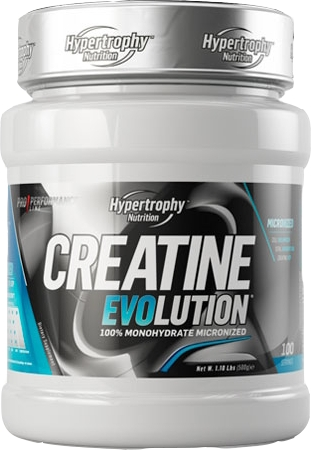 Hypertrophy Nutrition Creatine Evolution 500 gr