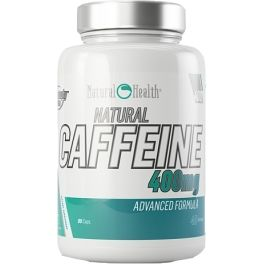 Hypertrophy Natural Health Cafeina 90 caps