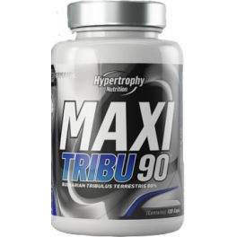 Hypertrophy Nutrition MaxiTribu Bulgarian Tribulus Terrestris 90% 120 caps
