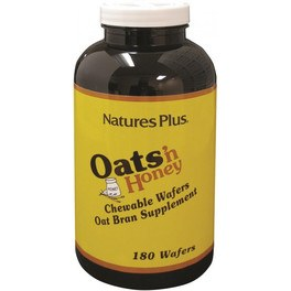 Natures Plus Oats & Honey (Salvado Avena) Comp Mast