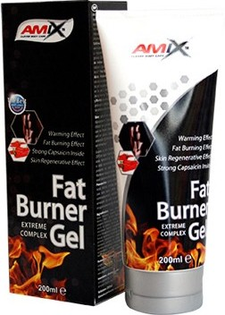 Amix Fat Burner Gel 200 ml