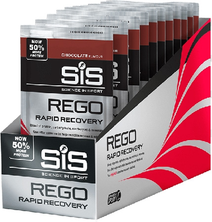 SIS Rego Rapid Recovery 18 sobres x 50 gr