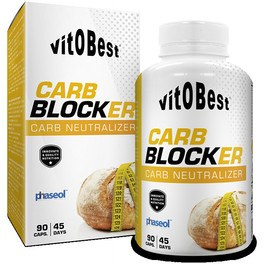 Vitobest Carb Blocker 90 Caps