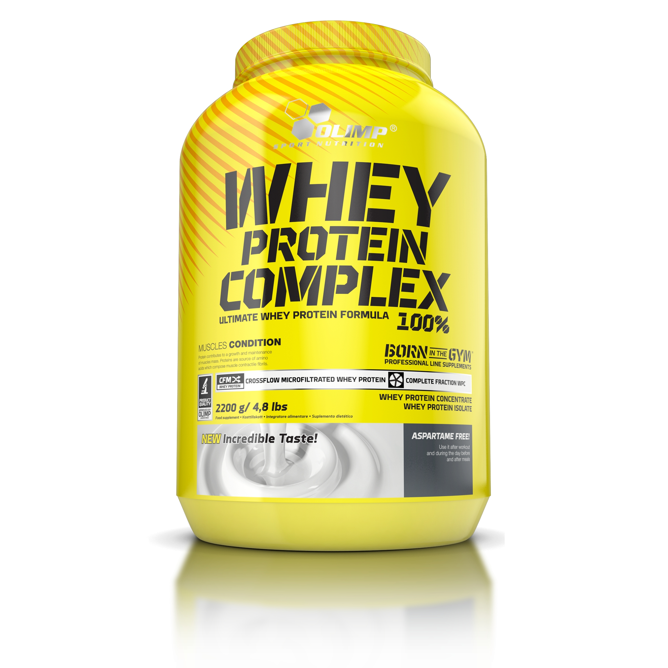 Olimp Whey Protein Complex 100 % 1800 gr