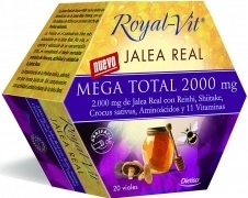 Royal-Vit Jalea Real Mega Total 2000 20 viales x 10 ml
