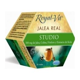Royal-Vit Jalea Real Studio 20 viales x 10 ml
