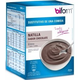 Dietisa Biform Natilla Chocolate 6 sobres