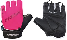 Chiba Guantes Lady Gel Gloves - Fucsia