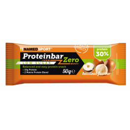 NamedSport Protein Bar Zero 12 barritas x 50 gr