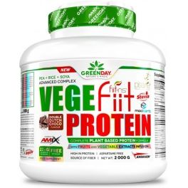 Amix GreenDay Vegefiit Protein - Proteina Vegetal 2 kg