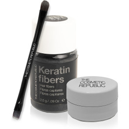 The Cosmetic Republic Natural Brows Kit Grey Unisex