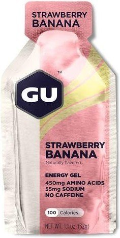 GU Energy Gel Sin Cafeína - 1 gel x 32 gr