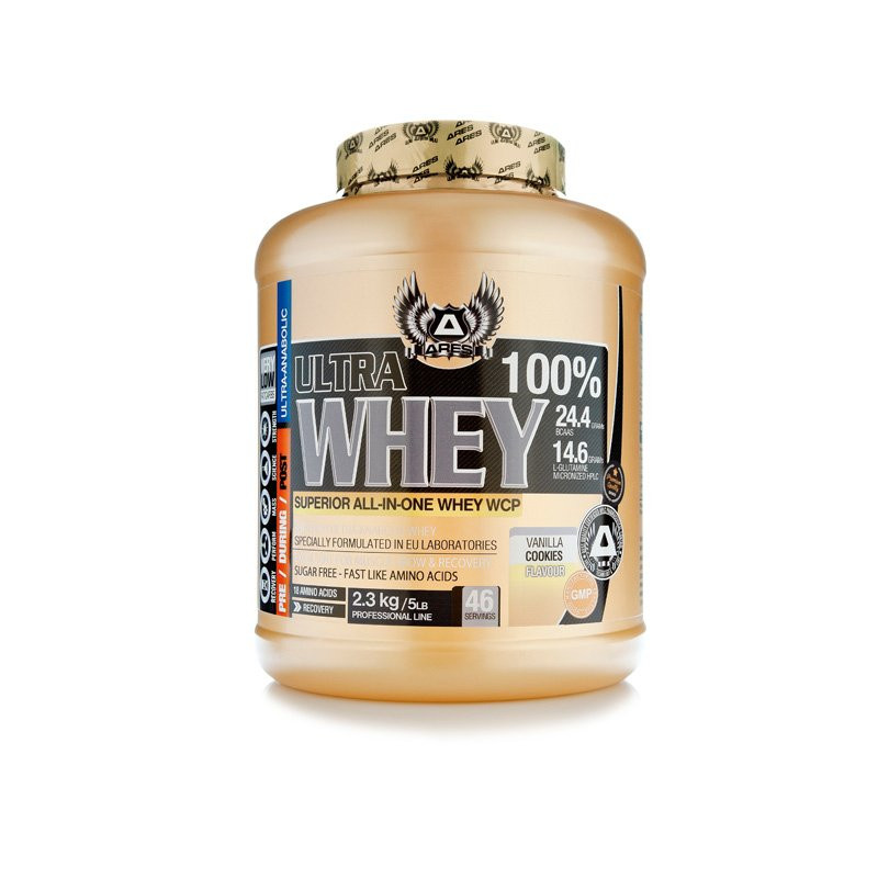 Ares Nutrition Ultra Whey 2.3 Kg
