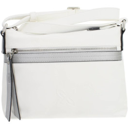 Munich Crossbody Reflects White