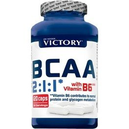 Victory BCAA (Optimal 2:1:1 Ratio) 120 caps