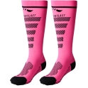 Sportlast Medilast Calcetines Largos Compresion Pro Winter Everest Coral-Negro