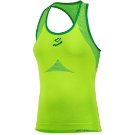 Spiuk Sportline Maillot S/m Anatomic W Mujer Verde