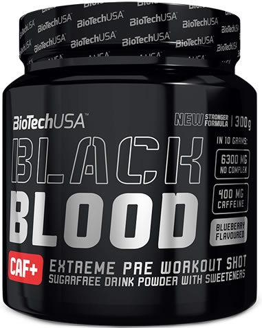 BioTechUSA Black Blood Caf+ 300 gr