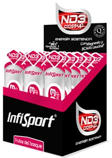 InfiSport ND3 Cross UP 18 geles x 50 gr
