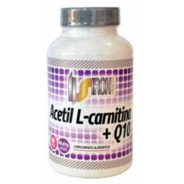Iron Supplements Acetil L-Carnitina + Q10 60 Cáps.