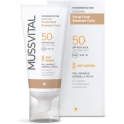 Mussvital Facial Fluid Emulsion Color SPF 50+ 50 ml