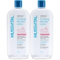 Pack Mussvital Agua Micelar Purificante 2 botes x 500 ml