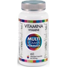 Prisma Natural Multi Vitamin Fórmula 60 caps