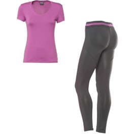 Freddy Sets Wrups7d1 Mujer Gris