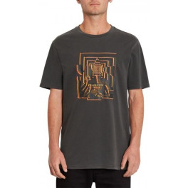 Volcom Camiseta Stone Reveal Black