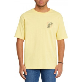 Volcom Camiseta Gridlock Dawn Yellow