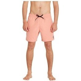 Volcom Bañador Lido Solid Trunk Clay Orange
