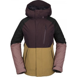 Volcom Chaqueta Nieve W Aris Insulated Gore-tex Black/red