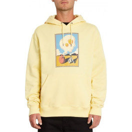 Volcom Sudadera Fa Dawn Yellow