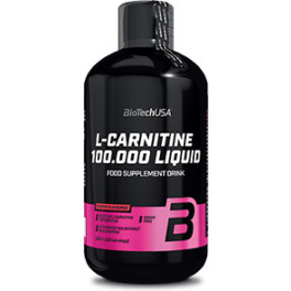 BioTechUSA L-Carnitine 100.000 liquid 500ml
