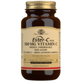 Solgar Ester-C Plus Vitamina C 1000 mg 30 comp
