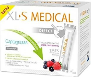 XL-S Medical Captagrasas Direct 90 sticks x 2,6 gr