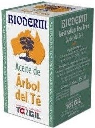 Tongil Bioderm Aceite Tea Tree 15 ml