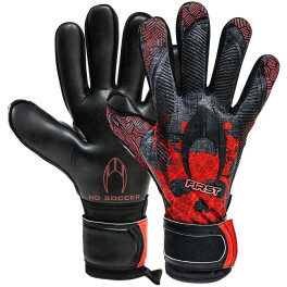 Ho Soccer Guantes De Portero First Superlight Skull Red