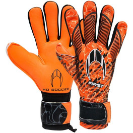 Ho Soccer Guantes De Portero First Superlight Orange Storm