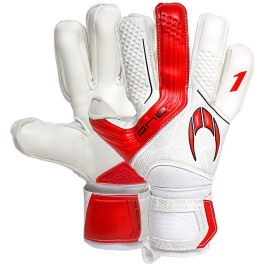 Ho Soccer Guantes De Portero One Negative Speed Red